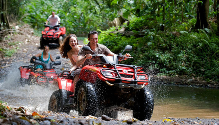 Bali ATV Ride Tour