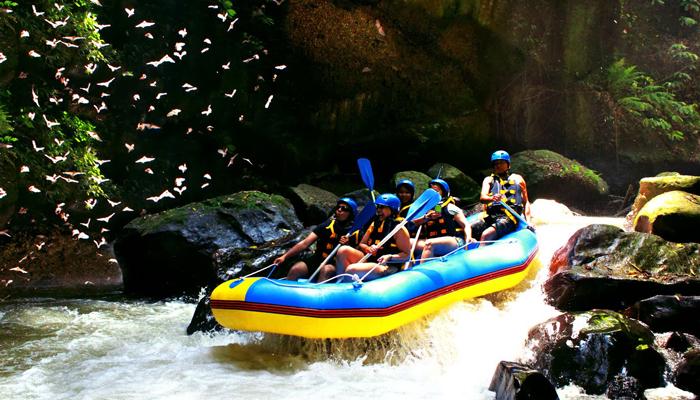 Melangit River Bali Rafting