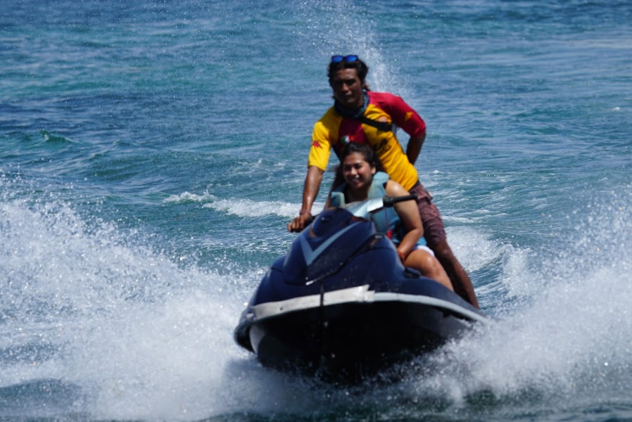 Watersport bali tour service