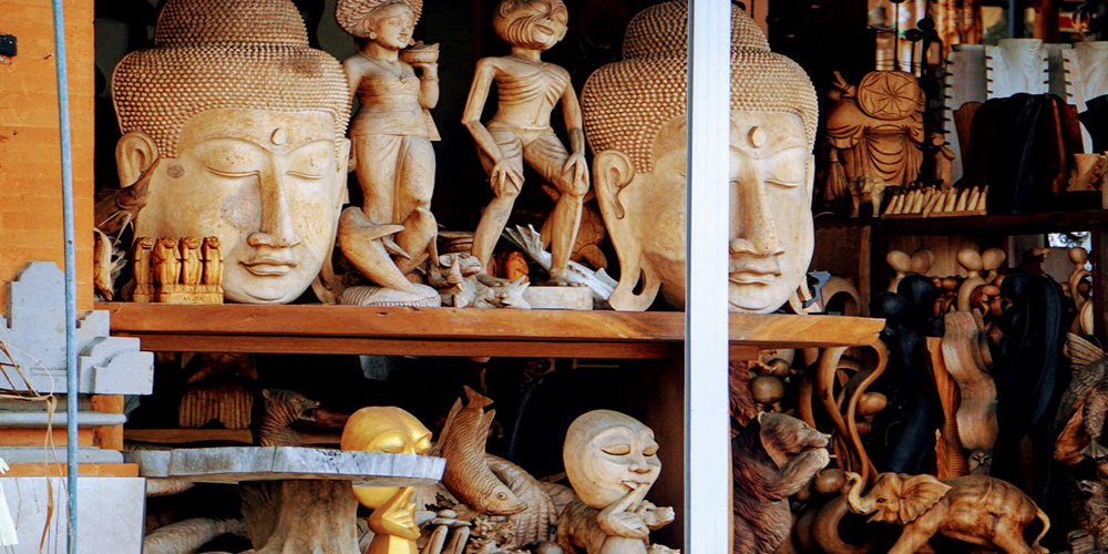Mas Village Wood Carving - Bali Tour Package