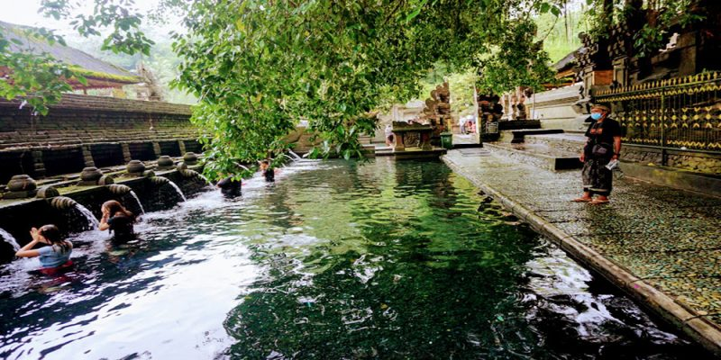 Tirta Empul Temple - Bali Tour Package