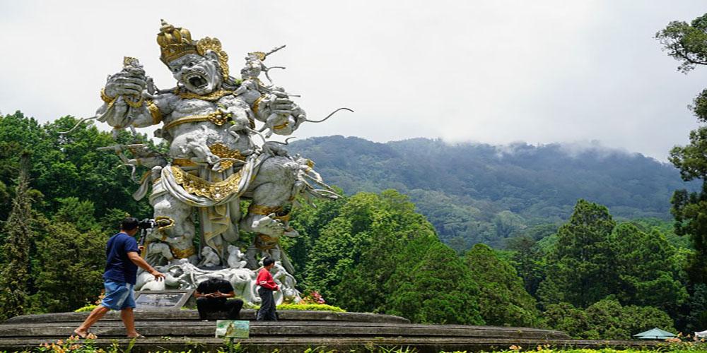 Bali Botanical Garden - Bali Tour Package