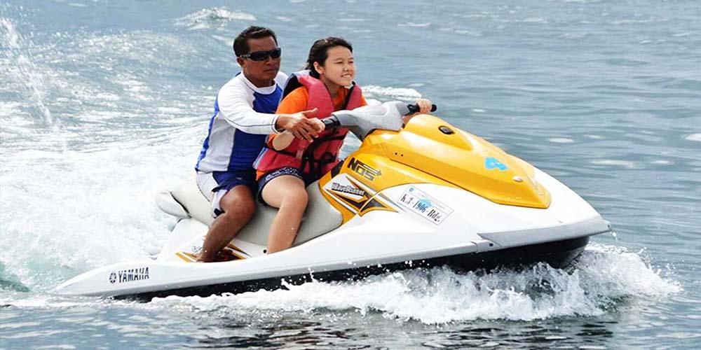 Jet Ski With Instructor