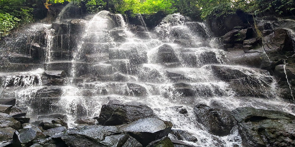 Kanto Lampo Waterfall - Bali Tour Package