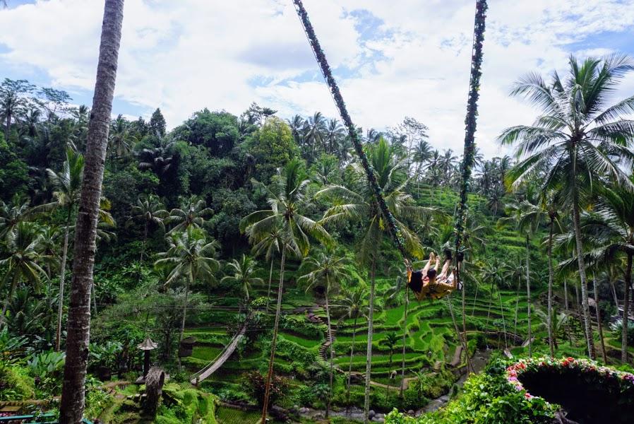 Bali Swing Bali - Tour Service