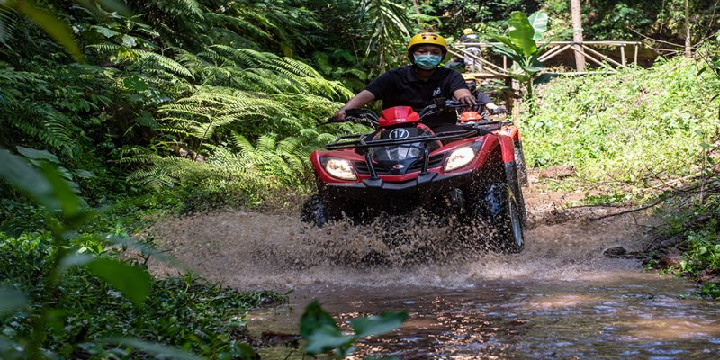 ATV Ride Adventure - Bali Tour