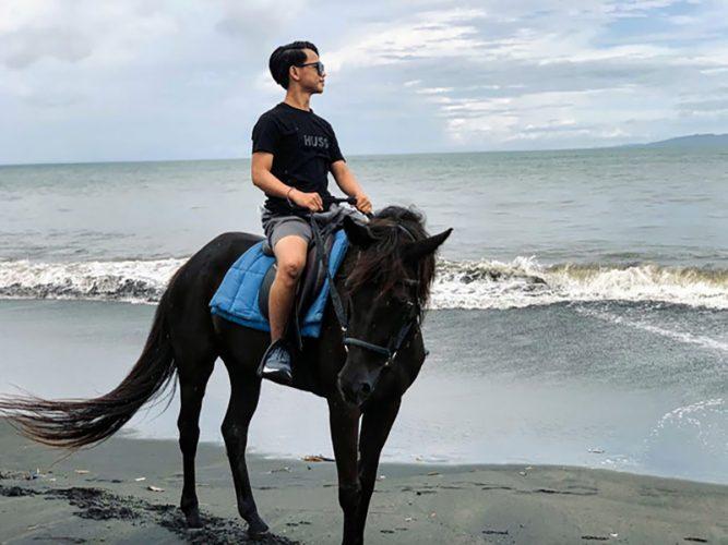 Bali Horse Riding - Bali Tour