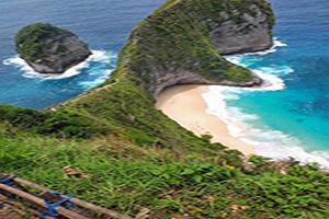 Bali Tour - Kelingking Beach Nusa Penida