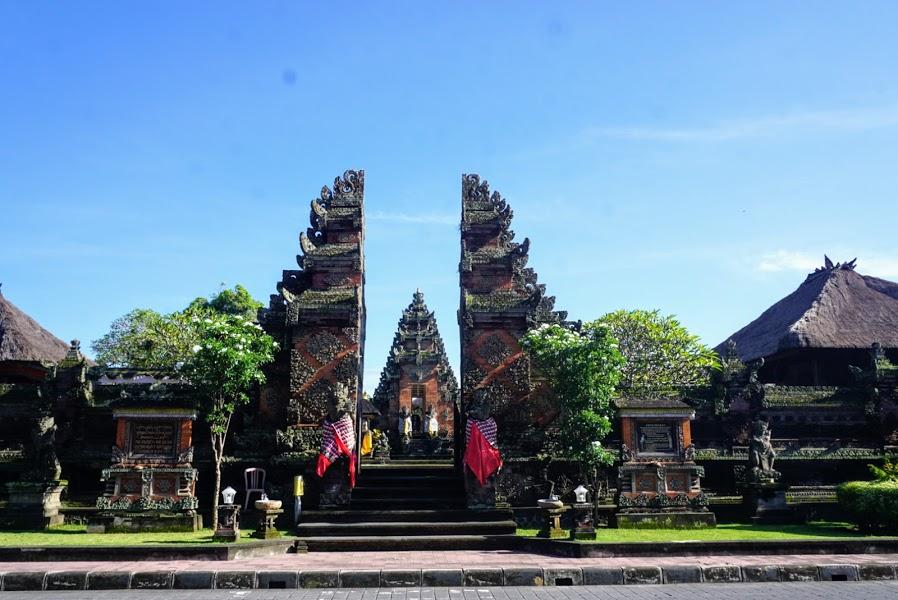 Bali Tour Package - Batuan Temple