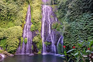 Bayumala Waterfall - Bali Tour Service