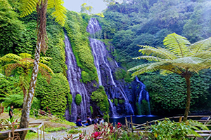 Bayumala Waterfall - Bali Tour