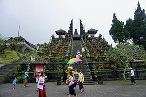 Besakih Mother Temple - Bali Tour Driver