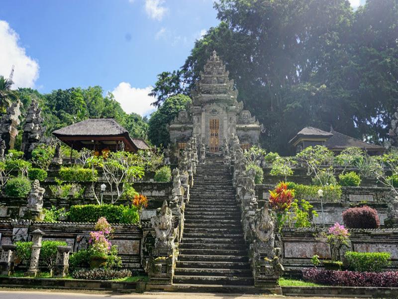 Kehen Temple - Bali Tour Package