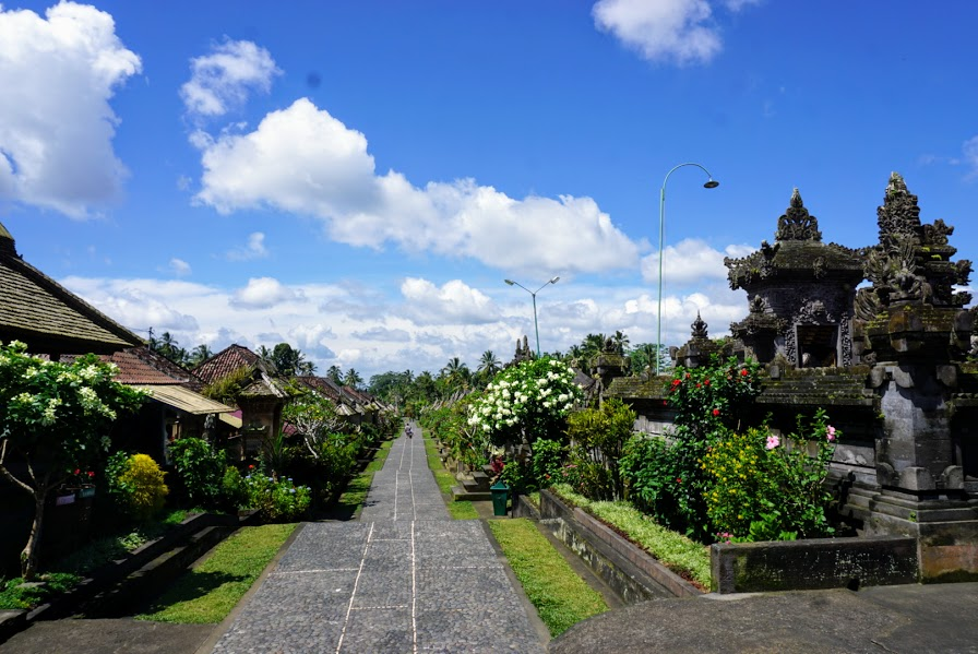 Pengelipuran Traditional Village - Bali Tour Service