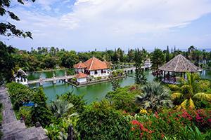 Taman Ujung Water Palace - Bali Tour Driver