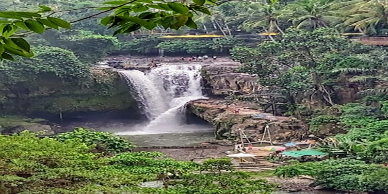 Tegenungan Waterfall is Best Destination in Bali - Bali Tour Package