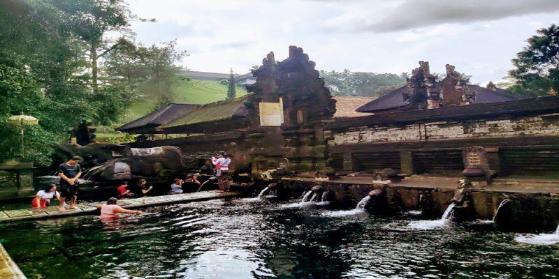 Tirta Empul Temple - Bali Tour Driver