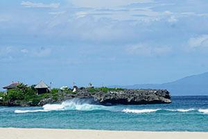 Water Blow Nusa Dua Beach - Bali Tour