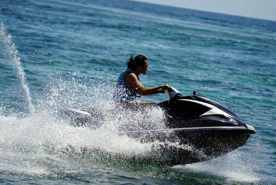 bali Jet Ski no Instructor - Bali Tour Service