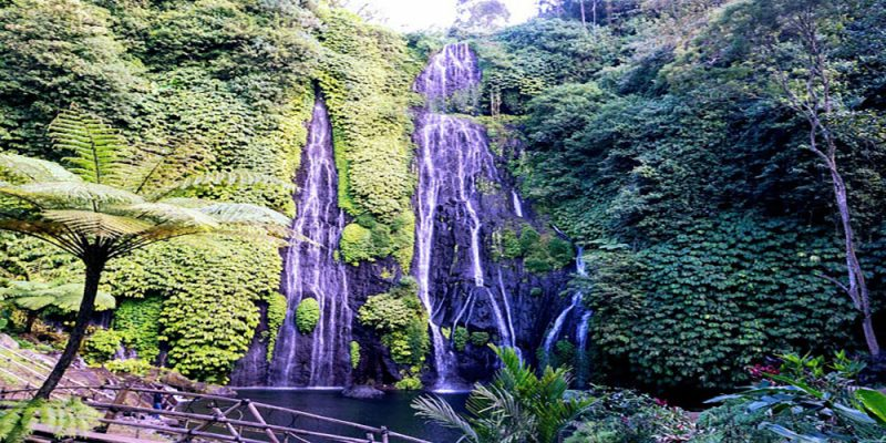 Bayumala Waterfall - Bali Tour Package