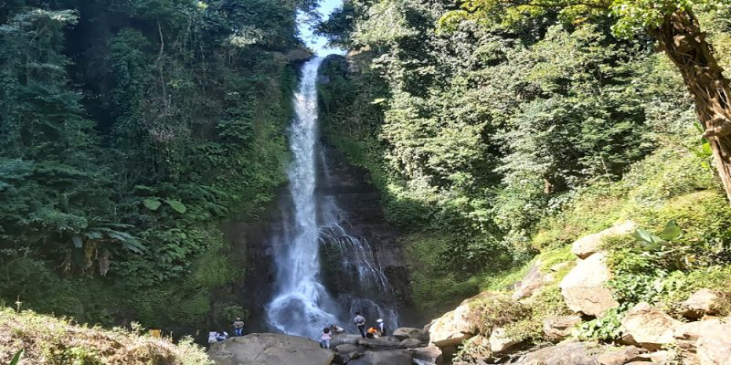 Gitgit Waterfall - Bali Tour Package