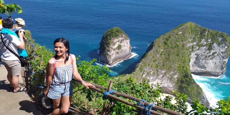 Kelingking Beach Bali Tour Package