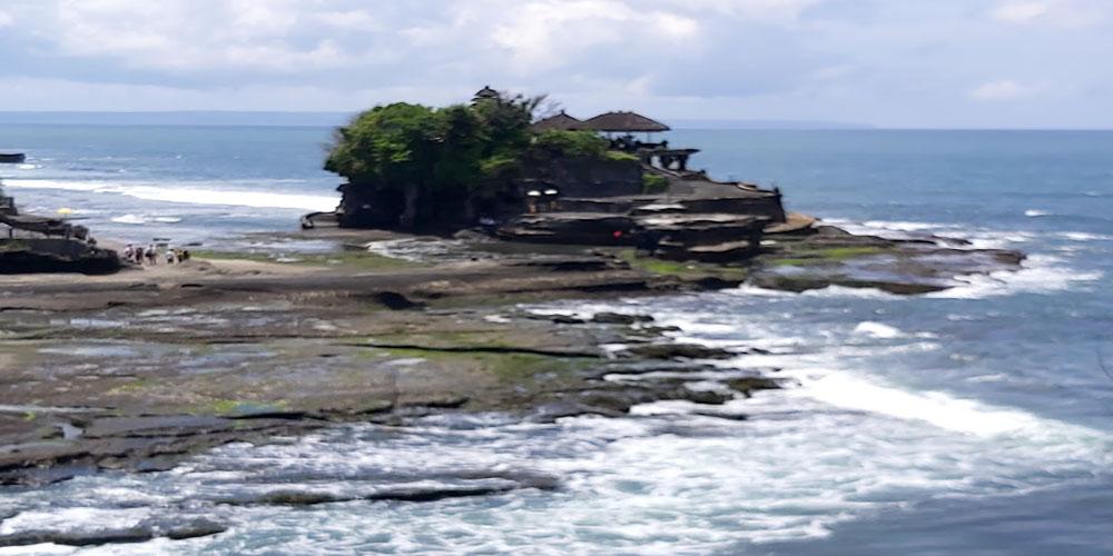 Tanah Lot Temple - Bali Half Day Tour