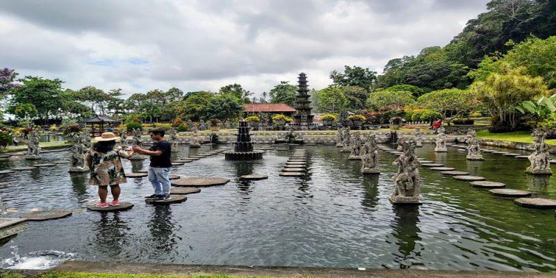 Tirta Gangga Water Palace - Bali Tour Package
