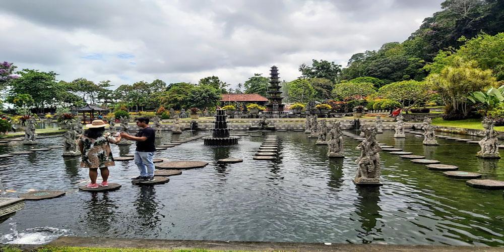 Tirta Gangga Water Palace - Bali Tour Service