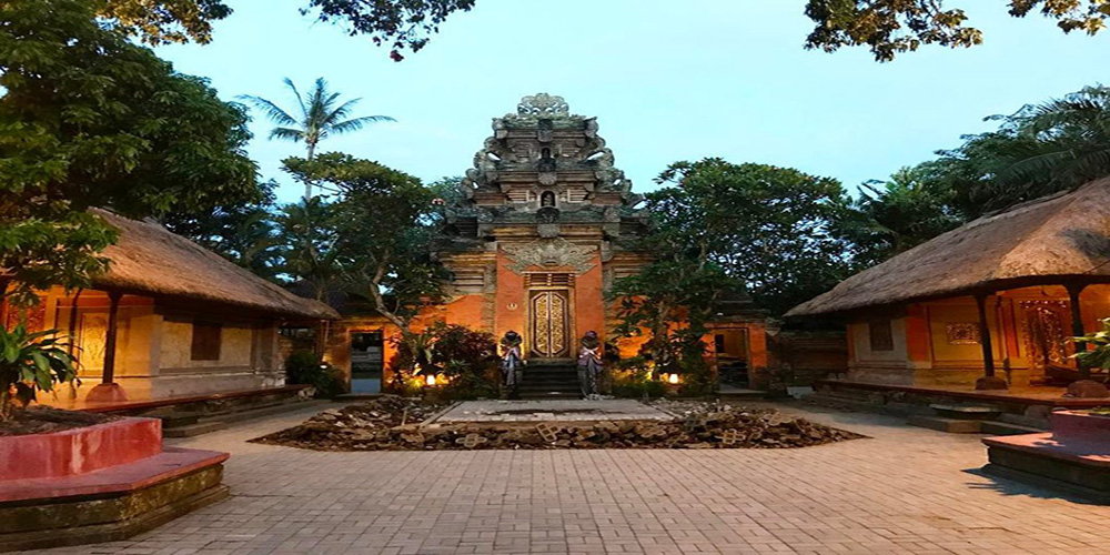 Things to Know about Ubud Palace - Bali Tour Package