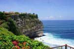 Uluwatu Temple is one of the sacred Hindu temples in Bali - Bali Tour Package