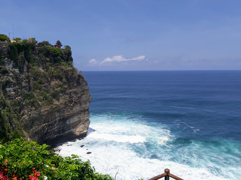 Uluwatu Temple and Water Sport - Bali Combination Tour Package