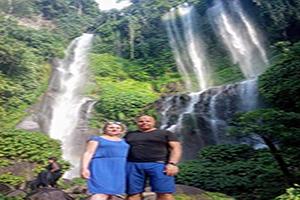 Bali Tour Package - Sekumpul Waterfall