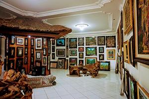 Bali Tour Package - Ubud Art Painting