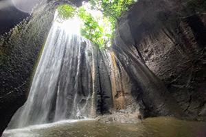 Bali Tour - Tukad Cepung Waterfall