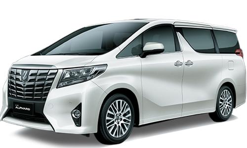 Bali car Rental - Toyota Alphard