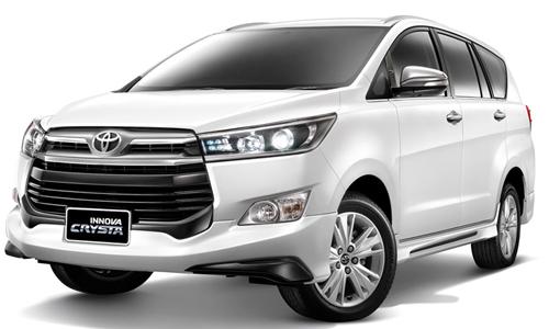 Bali Car Hire - Toyota Inova