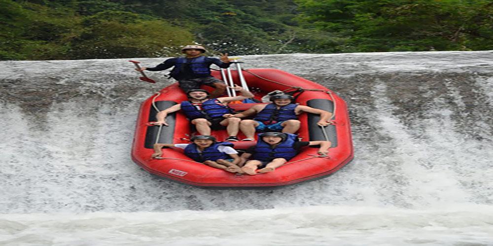 Ayung Rafting - Paket Wisata Bali