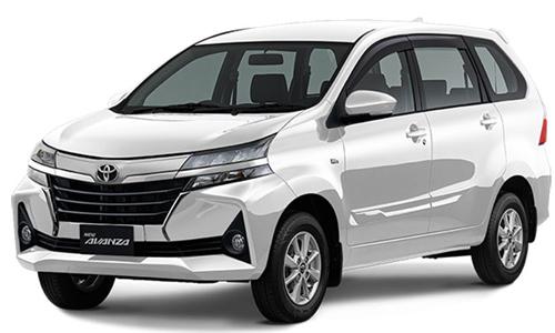 Bali Car Rental - toyota avanza