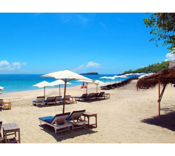 Bali Tour Package - Virgin Beach Karangasem