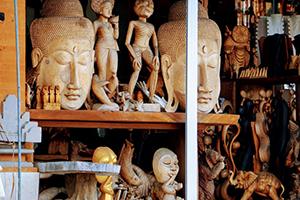 Mas Village is Best Wood Carving in Bali - Bali Tour Package