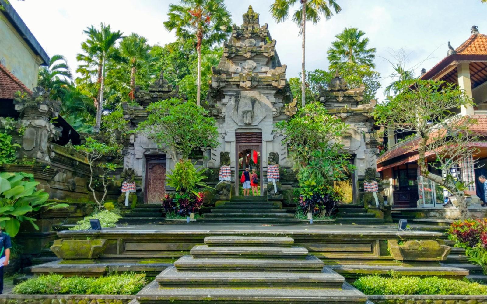 Museum Puri Lukisan - Bali Tour Package
