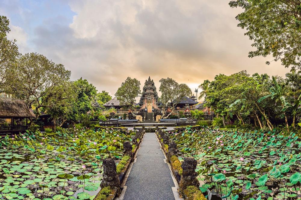 Saraswati Temple - Bali Tour Package