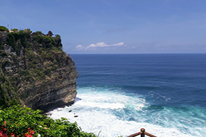 Uluwatu Temple is Best Temple in South Of Bali Island - Bali Tour Package