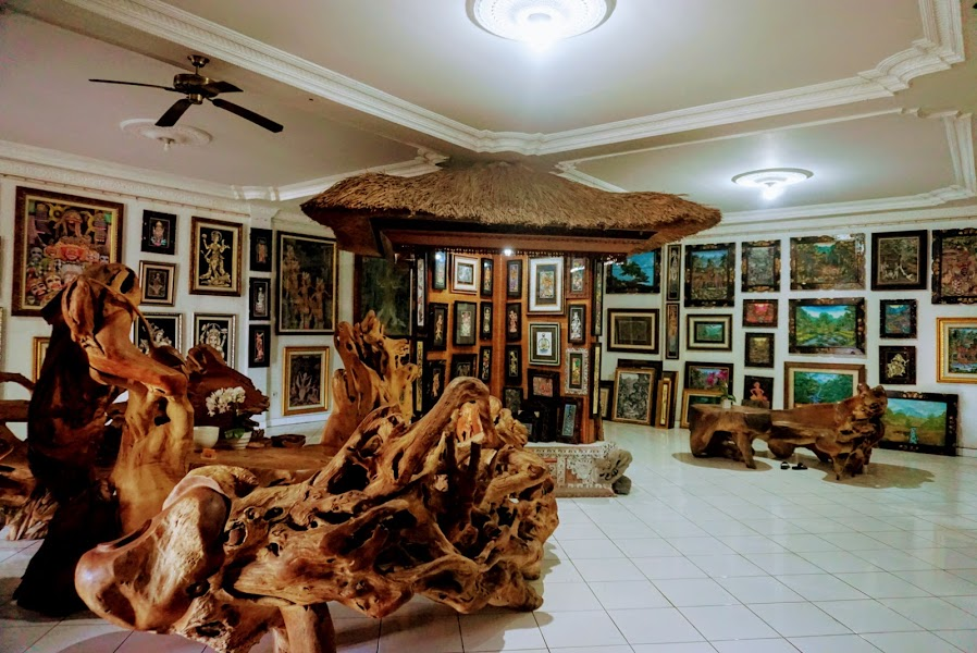 Ubud Art Painting Village - Bali Tour Package