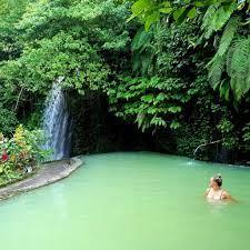 Angseri Hot Spring - Bali Tour Package