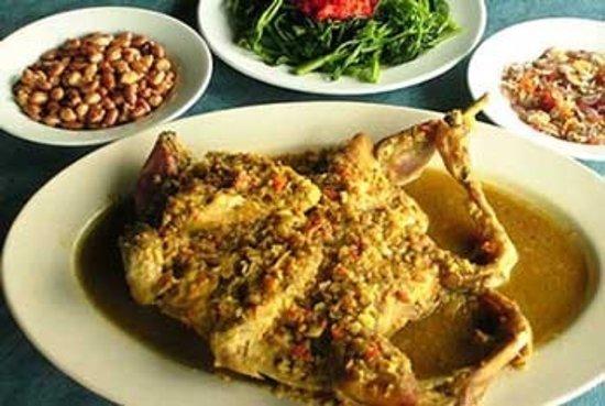 Ayam Betutu Gilimanuk -Bali Tour Package