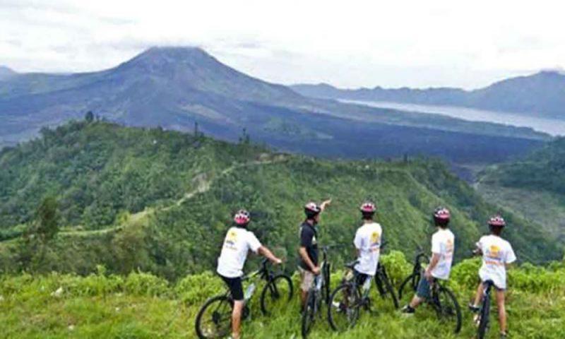 Bali Downhill Kintamani Cycling Tour