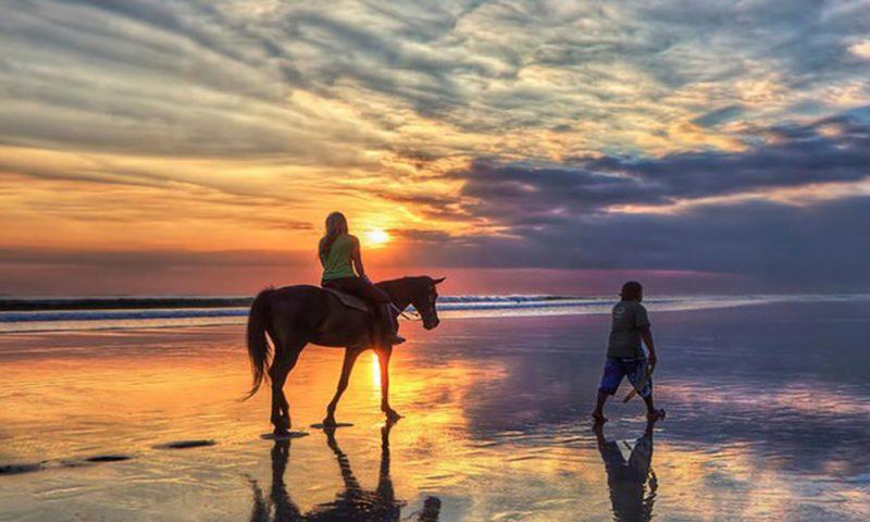 Bali Horse Riding - Bali Tour Package
