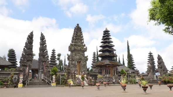Batur Temple - bali Tour Package
